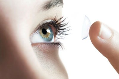 Contact lenses - opticians in loughton